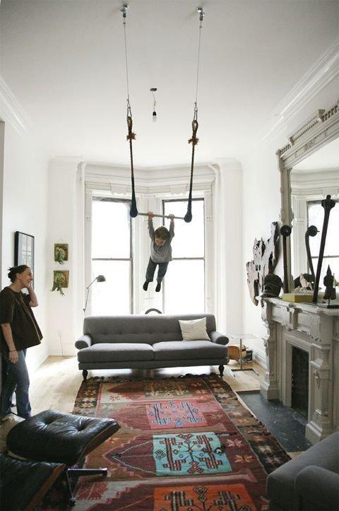 Фотография: Прочее в стиле , Гостиная, Декор интерьера, Интерьер комнат, Мебель и свет – фото на INMYROOM