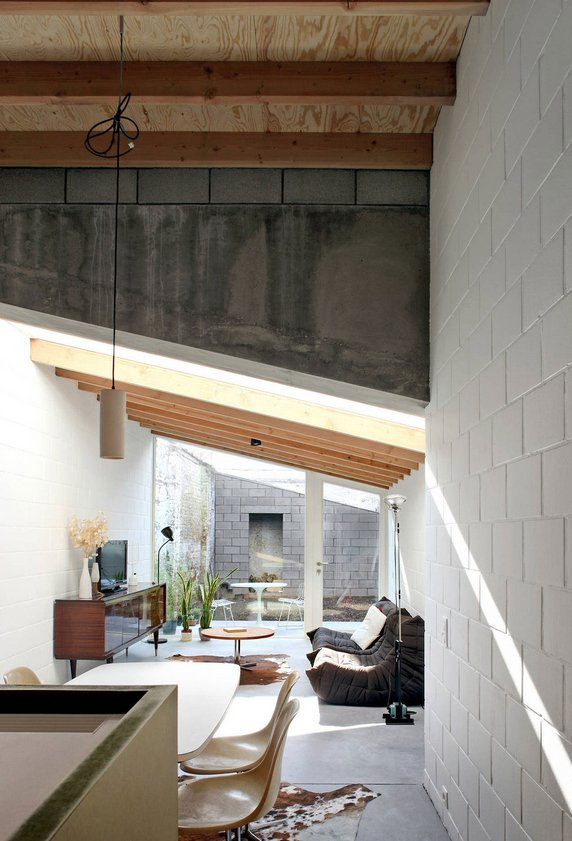 Фотография: Гостиная в стиле Лофт, Современный, Студия, Планировки, Советы, Гид – фото на INMYROOM
