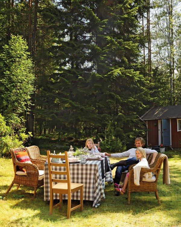 Фотография: Ландшафт в стиле Прованс и Кантри, Дом, Дома и квартиры, IKEA, Проект недели, Дача – фото на InMyRoom.ru