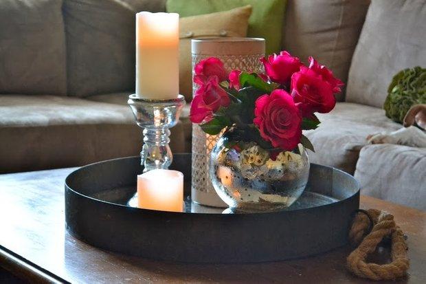 Фотография: Прочее в стиле , Декор интерьера, Аксессуары, Декор, Декор дома, Цветы, Журнальный столик – фото на INMYROOM