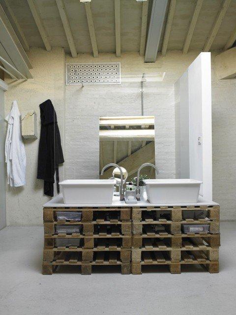 Фотография: Ванная в стиле Прованс и Кантри, Скандинавский, Декор интерьера, DIY – фото на INMYROOM