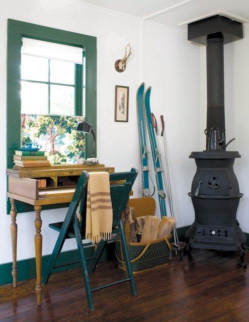 Фотография: Офис в стиле , Декор интерьера, Дом, Декор дома, Камин – фото на INMYROOM