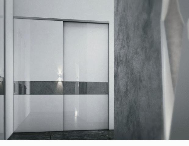 Фотография:  в стиле , Гид, Зонирование, Union, раздвижные перегородки, зонирование с помощью перегородок – фото на INMYROOM