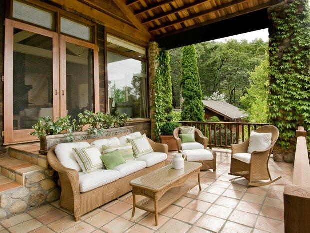 Фотография: Балкон, Терраса в стиле Прованс и Кантри, Восточный,  – фото на INMYROOM