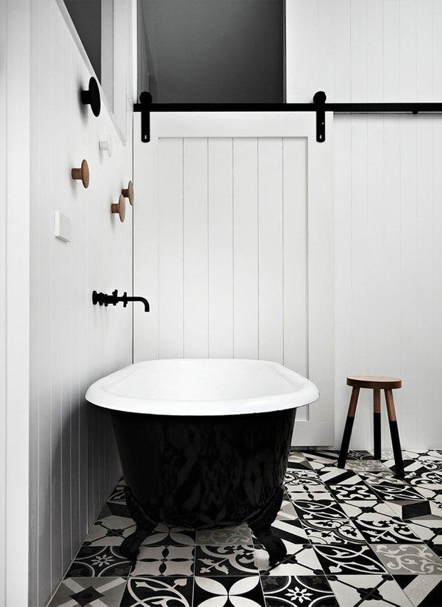Фотография: Ванная в стиле Скандинавский, Стиль жизни, Советы, Ванна – фото на INMYROOM
