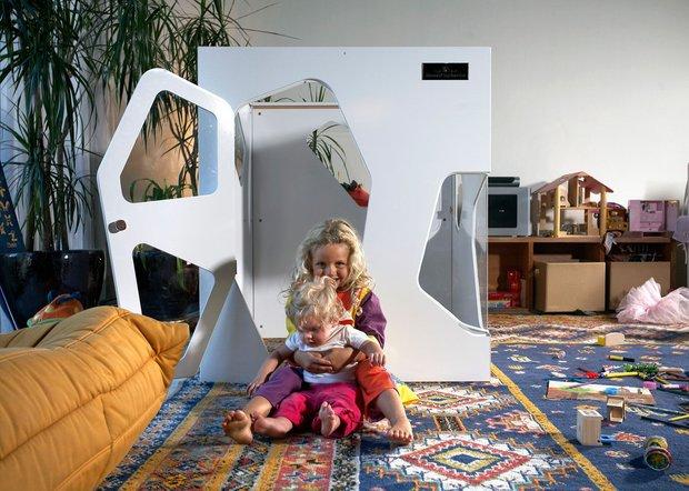 Фотография: Кухня и столовая в стиле Прованс и Кантри, Детская, Квартира, Дом, Советы, Barcelona Design – фото на InMyRoom.ru