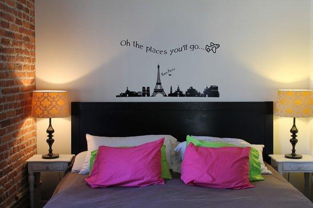 Фотография: Спальня в стиле Лофт, Современный, Стиль жизни, Советы – фото на INMYROOM
