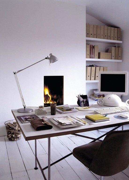 Фотография: Офис в стиле Скандинавский, Современный, Декор интерьера, Мебель и свет – фото на INMYROOM
