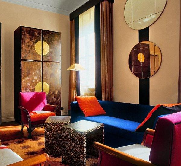 Фотография: Гостиная в стиле Эклектика, Стиль жизни, Советы – фото на INMYROOM