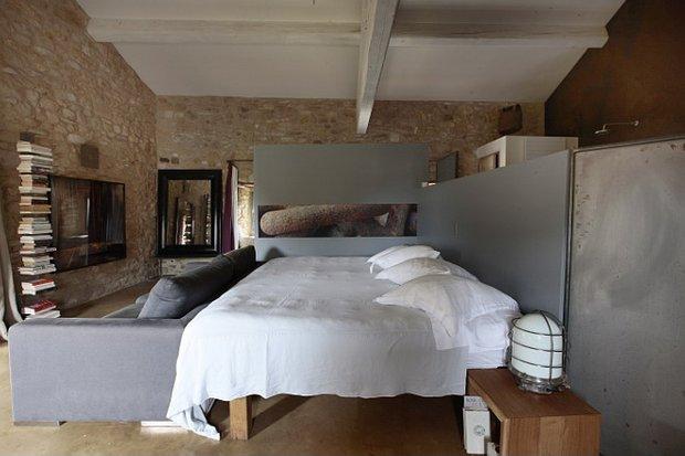 Фотография: Спальня в стиле Лофт, Современный, Эклектика, Декор интерьера, Дом, Дома и квартиры, Прованс, Восток – фото на INMYROOM
