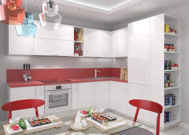 Фотография: Кухня и столовая в стиле Минимализм, Гид, Mr. Doors – фото на INMYROOM