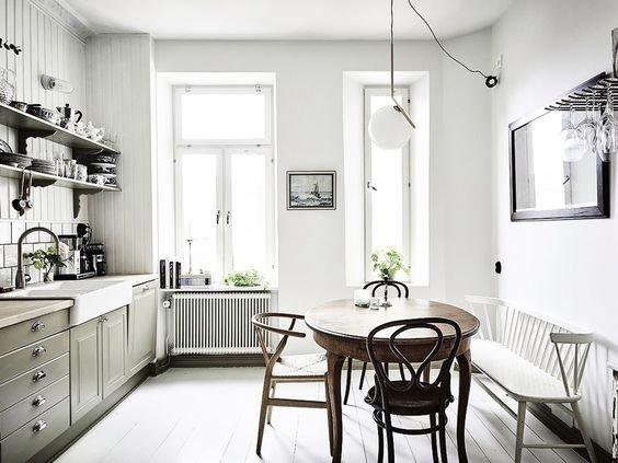 Фотография: Кухня и столовая в стиле Скандинавский, Советы, уборка – фото на InMyRoom.ru