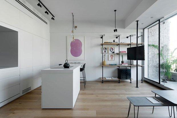 Фотография:  в стиле , Декор интерьера, Квартира, Белый – фото на INMYROOM