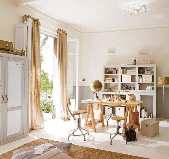 Фотография: Спальня в стиле Скандинавский, Декор интерьера, Малогабаритная квартира, Квартира, Дома и квартиры – фото на INMYROOM