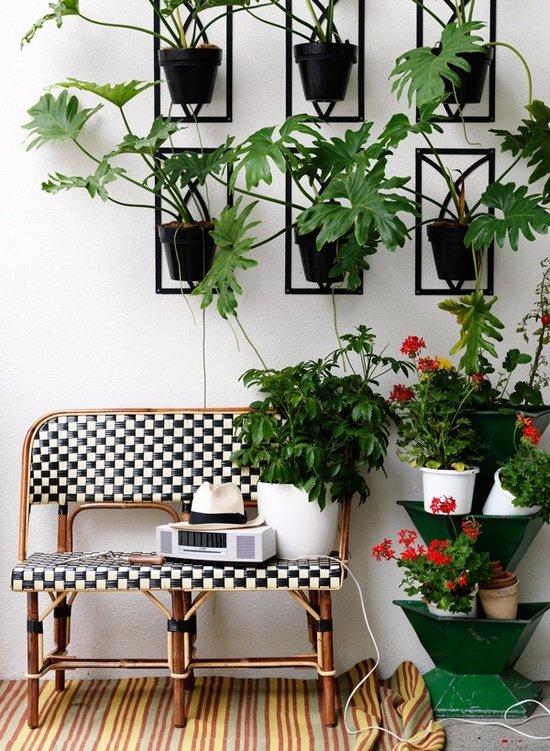 Фотография: Декор в стиле Прованс и Кантри, Балкон, Интерьер комнат – фото на INMYROOM