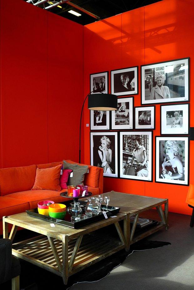 Фотография: Гостиная в стиле Прованс и Кантри, Современный, Эклектика, Индустрия, События, Маркет, Maison & Objet, Женя Жданова – фото на INMYROOM