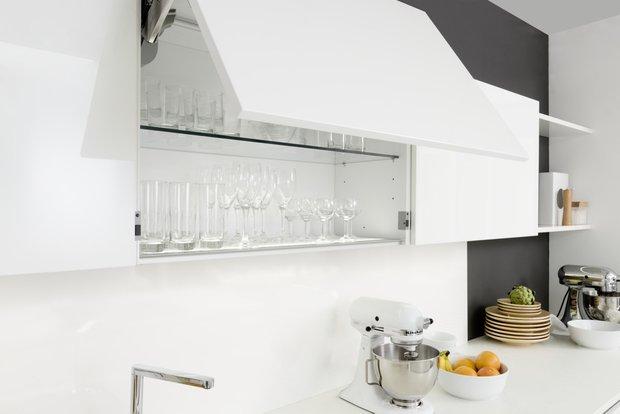 Фотография:  в стиле , Кухня и столовая, Nolte, Nolte Küchen, Nolte Kuchen, Спецпроект, штуки на кухне, wow, wow-эффект – фото на INMYROOM