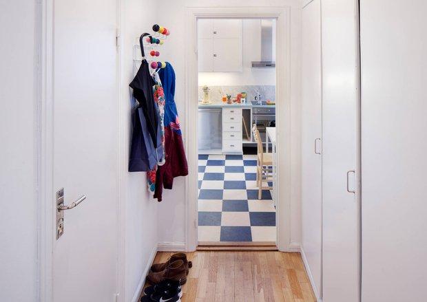 Фотография: Прихожая в стиле Скандинавский, Декор интерьера, Квартира, Дома и квартиры – фото на INMYROOM