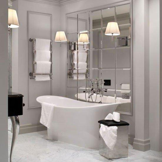 Фотография: Ванная в стиле Эклектика, Интерьер комнат – фото на INMYROOM