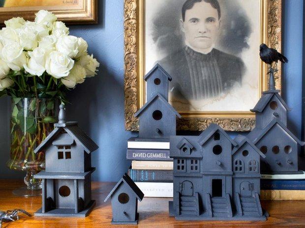 Фотография: Декор в стиле Прованс и Кантри, Советы, как оформить дом к Хэллоуину, декор интерьера на Хэллоуин – фото на INMYROOM