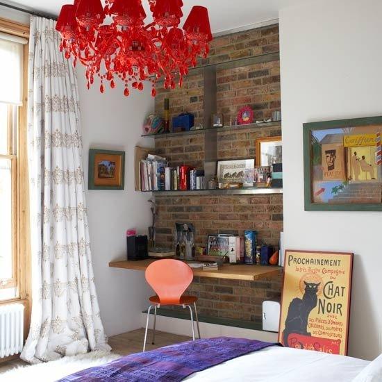 Фотография: Офис в стиле Эклектика, Декор интерьера, Декор дома, Стены – фото на INMYROOM