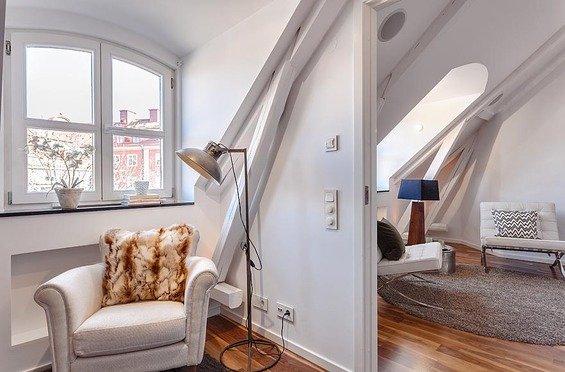 Фотография: Мебель и свет в стиле Скандинавский, Современный, Квартира, Дома и квартиры – фото на INMYROOM