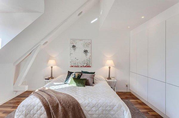 Фотография: Спальня в стиле Скандинавский, Современный, Интерьер комнат – фото на INMYROOM
