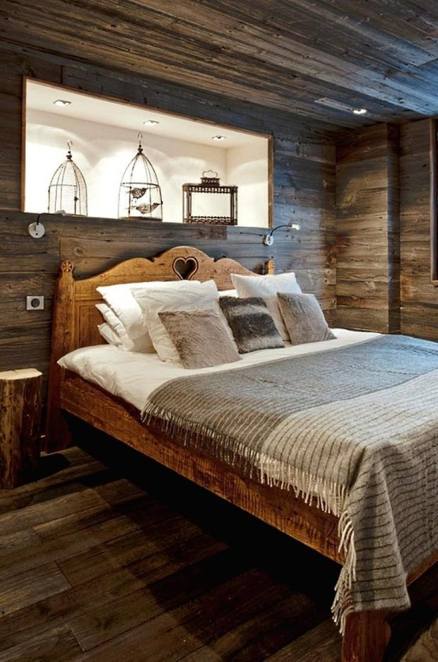 Фотография: Спальня в стиле Прованс и Кантри, Декор интерьера – фото на INMYROOM