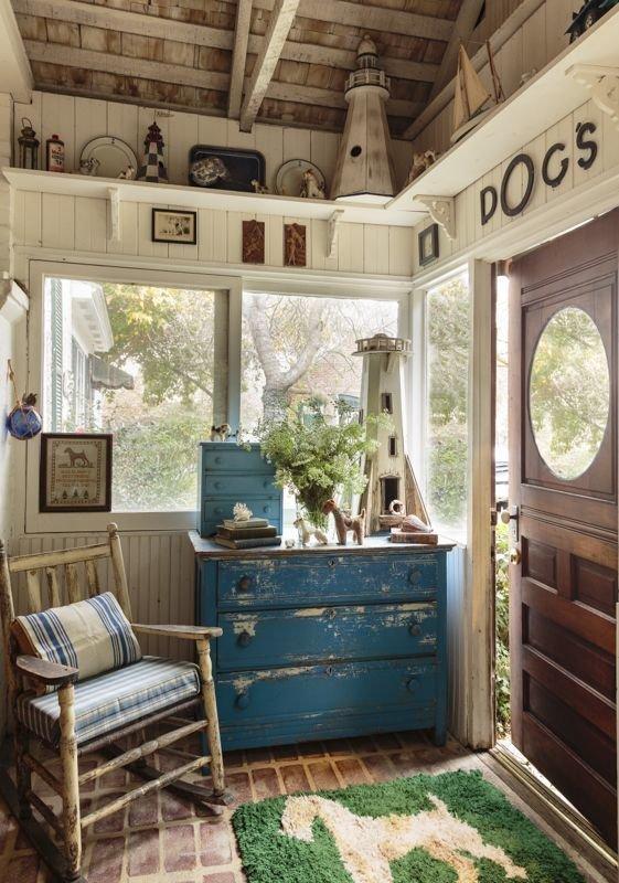 Фотография: Прихожая в стиле Прованс и Кантри, Декор интерьера, Декор дома – фото на INMYROOM