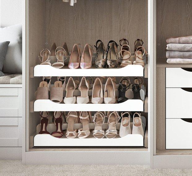Фотография:  в стиле , Советы, Системы хранения, Шкаф, гардеробная в квартире, Ольга Кулешова – фото на INMYROOM