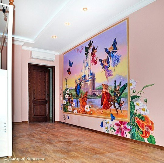 Фотография: Планировки в стиле , Декор интерьера, DIY, Роспись – фото на INMYROOM