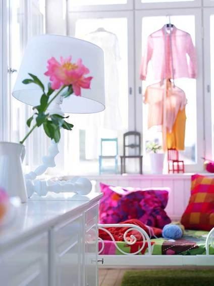 Фотография: Детская в стиле Прованс и Кантри, Индустрия, Люди, IKEA – фото на INMYROOM