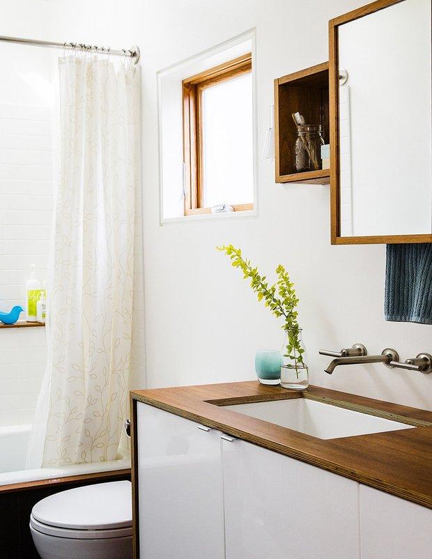 Фотография: Ванная в стиле Современный, Кухня и столовая, Декор интерьера, Дом, США, Белый, Дом и дача, Более 90 метров, Сиэтл – фото на INMYROOM
