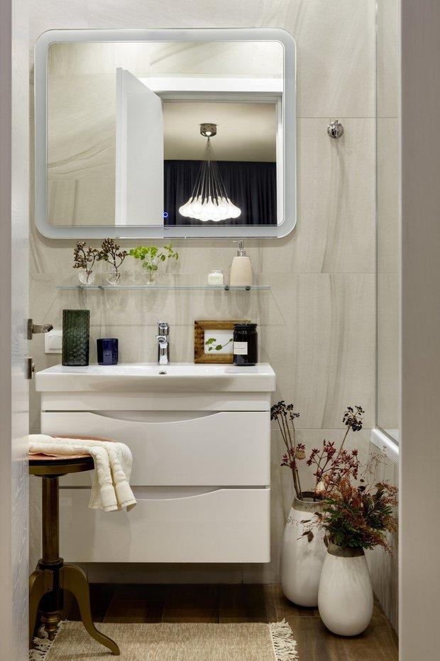 Фотография: Ванная в стиле Современный, Декор интерьера – фото на INMYROOM