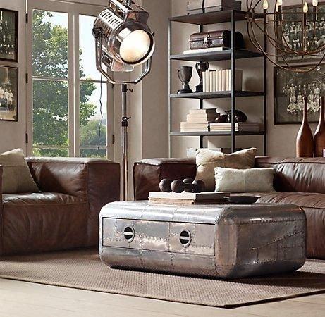 Фотография: Гостиная в стиле Лофт, Декор интерьера, Квартира, Декор, Советы – фото на INMYROOM