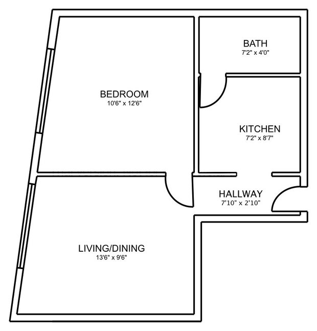 Фотография: Планировки в стиле , Малогабаритная квартира, Квартира, Дома и квартиры, IKEA – фото на INMYROOM