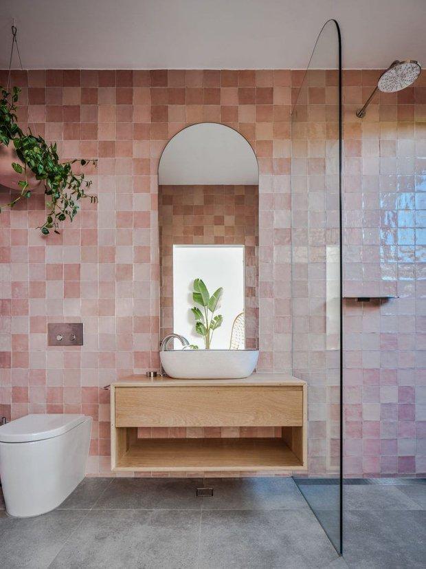 Фотография: Ванная в стиле Восточный, Минимализм, Вдохновение – фото на INMYROOM
