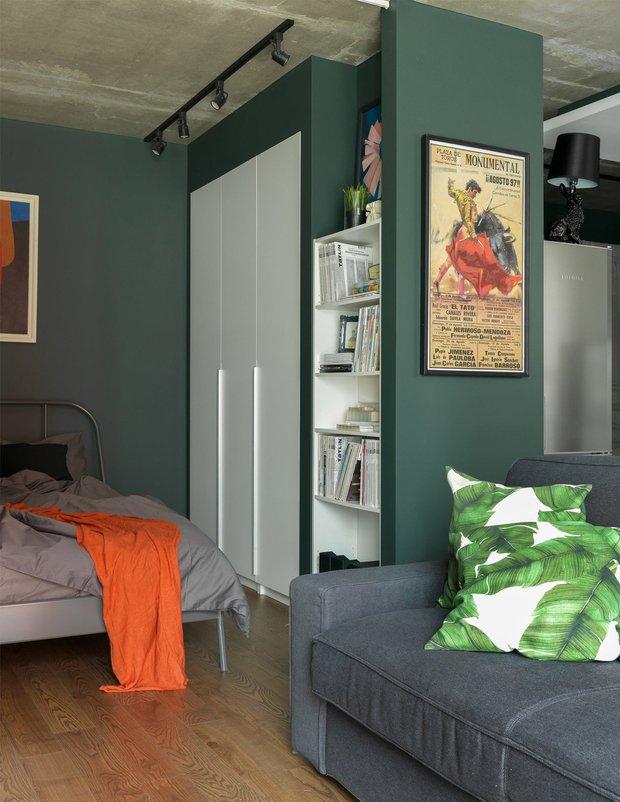 Фотография: Спальня в стиле Современный, Гид, ламинат, антитренды, Quick Step, Quickstep, ламинат на полу, тренды, тренды в дизайне, тренды 2019, Анна Филиппчик – фото на INMYROOM