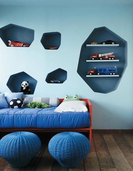 Фотография: Детская в стиле Современный, Декор интерьера, Мебель и свет – фото на INMYROOM