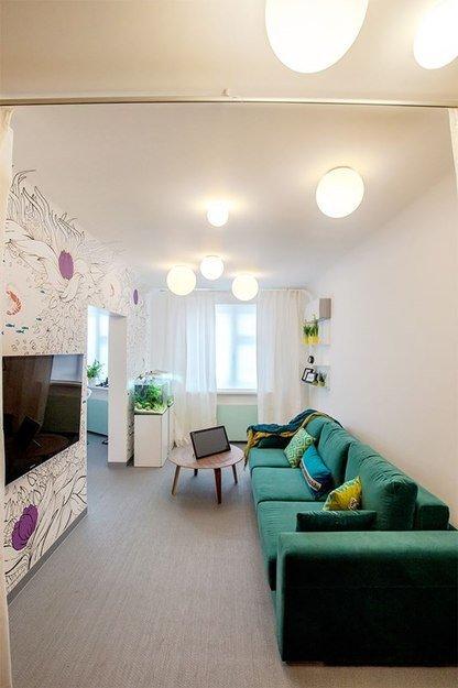 Фотография: Кухня и столовая в стиле Эклектика, Интерьер комнат, Elle Decoration – фото на INMYROOM