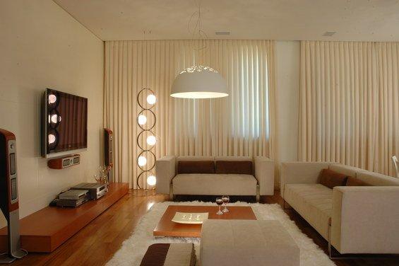 Фотография: Гостиная в стиле Современный, Квартира, Дома и квартиры – фото на INMYROOM
