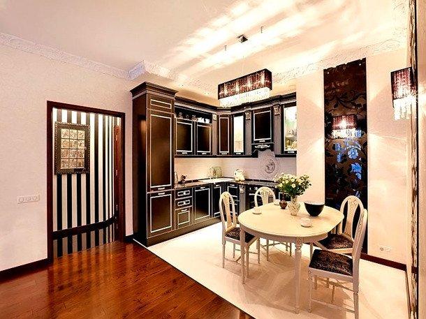 Фотография: Кухня и столовая в стиле Классический, Интерьер комнат – фото на INMYROOM