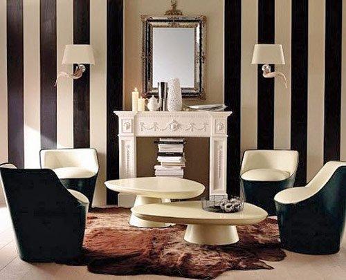 Фотография: Гостиная в стиле Эклектика, Малогабаритная квартира, Квартира, Стиль жизни, Советы – фото на INMYROOM