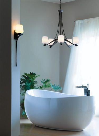 Фотография: Ванная в стиле Современный, Эклектика, Декор интерьера, Декор дома – фото на INMYROOM