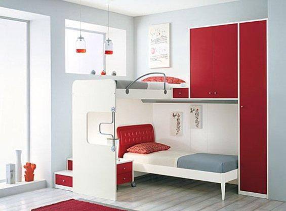 Фотография: Детская в стиле Современный, Декор интерьера, Малогабаритная квартира, Квартира, Дома и квартиры – фото на INMYROOM