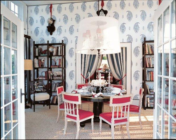 Фотография: Кухня и столовая в стиле Прованс и Кантри, Современный, Декор интерьера, Декор дома, Ковер – фото на INMYROOM