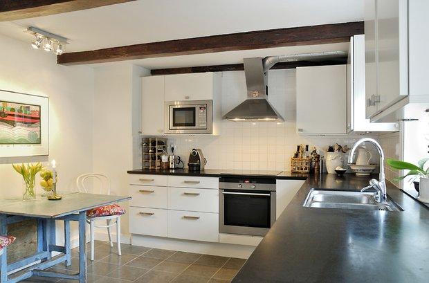 Фотография: Кухня и столовая в стиле Скандинавский, Декор интерьера, Декор дома, Советы – фото на InMyRoom.ru
