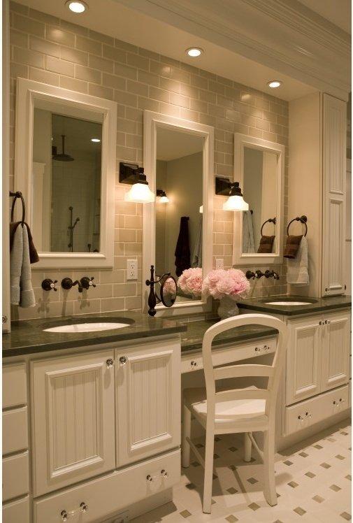 Фотография: Ванная в стиле Прованс и Кантри, Декор интерьера, Хранение, Декор дома, Советы – фото на INMYROOM