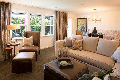 Фотография: Гостиная в стиле Современный, Восточный, Дом, Декор, Дома и квартиры – фото на INMYROOM