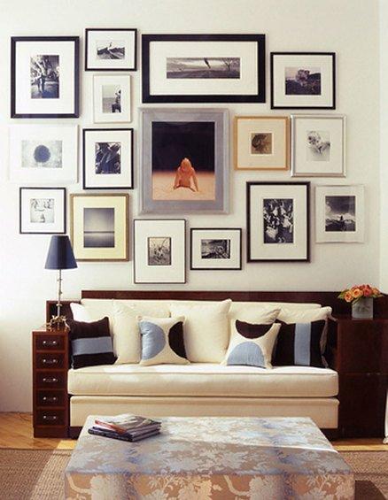 Фотография: Гостиная в стиле Современный, Декор интерьера, Интерьер комнат, Цвет в интерьере, Советы – фото на INMYROOM